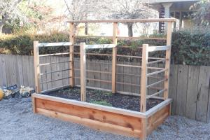 Our Garden Bed